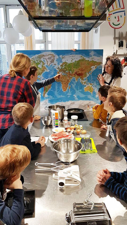 Dla szkół | Little Chef